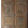 Door panel H20b-02 No frame. 19th century, India