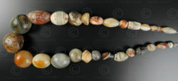 Indus vallley banded agates 13SH40A. Pakistan.