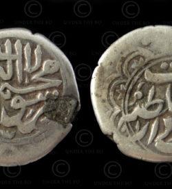 Islamic coin C247. Barakzai dynasty. Herat, Afghanistan