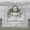 Jain temple door MH1-97, Mount Abu, Rajastan, Western India.