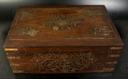 Jewellery box PK143. Punjab, Pakistan.