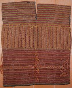 Karen tunic BU21E. Sgaw Karen group, Eastern Burma.