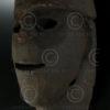 Kerala mask N3. Northern Kerala, South India.
