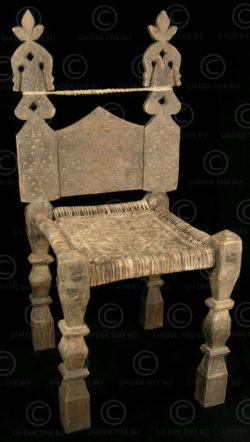 Kohistan chair FC1-45. upper Swat valley, northern Pakistan