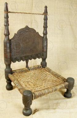 Kohistan chair PK3. Alahi valley, Indus-Kohistan area of Northern Pakistan.