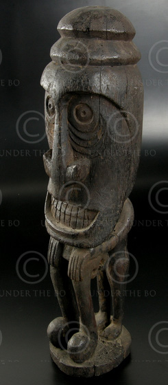 Korwar figure OC7. Biak island, West Papua. 19th century.