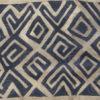 Kuba cloth AF11. Kuba culture, Kasai river area, S-E Congo DRC.