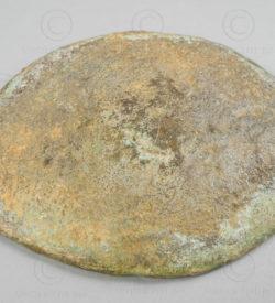 Lanna tok coin C326. Northern Thailand.