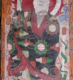 Lantien painting set2i, Southern China or Laos