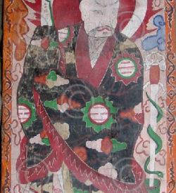 Peintures Lantien série2i. Chine du sud ou Laos