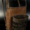 Laotian backpack LA20. Kammu, North-West Laos. Mid 20th century.