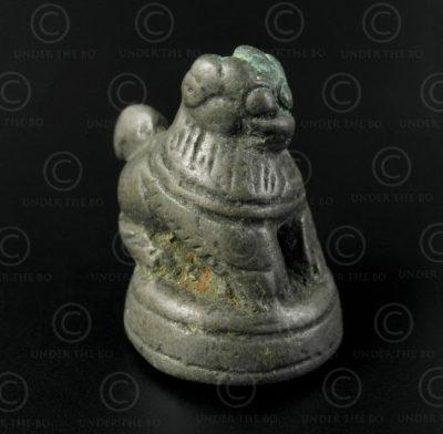 Lion Asian weight OP161. Burma.