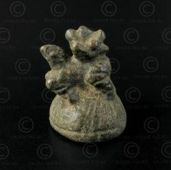 Lion Asian weight OP169. Burma.