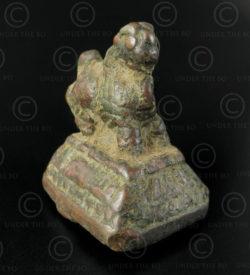 Lion Asian weight OP160. Burma.