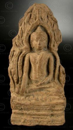 Lopburi Buddhist offering T316C. Thailand.
