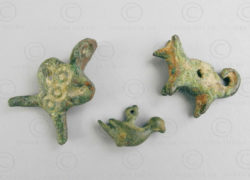 Luristan bronze pendants BD160. Luristan region of ancient Persian (Iran).