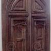 Porte Indienne M18-97. Style moghol. Rajastan, Inde du nord
