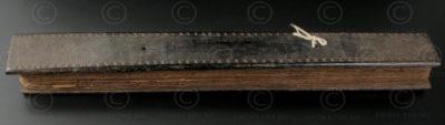 Manuscrit médicinal Kerala IN400. Kérala, Inde du sud.