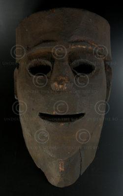 Masque du Kerala N3. Nord du Kerala. Inde.