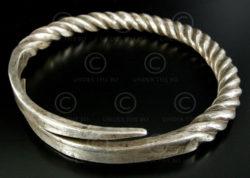 Miao bracelet B193. Miao minority, Southern China.