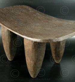 Mossi stool AF47. Mossi. Burkina Faso. West Africa