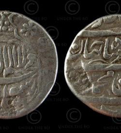 Mughal coin C249B. Reign of Shah Jahan (1627-1658)