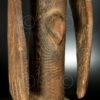 African statue Tutelary spirit, Mumuye, Eastern Nigeria, 19th cent.