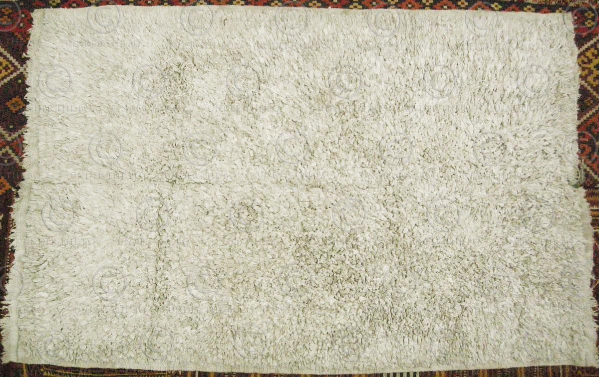 Naga carpet NA25. Kalyo-Kengu group, Nagaland, Eastern India.