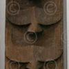 Naga panel S5E. Tangkhul, Nagaland, North-Eastern India.