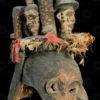 Ibo mask AF75. Ibo culture, Nigeria.