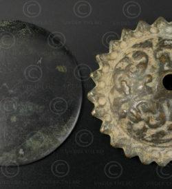 Objets afghans bronze antique AFG96. Afghanistan.