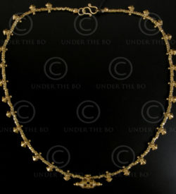 Orissa gold necklace 531