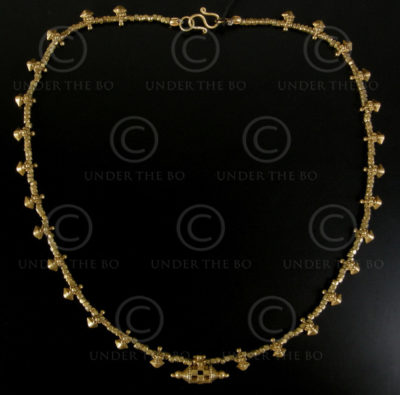 Orissa gold necklace 531