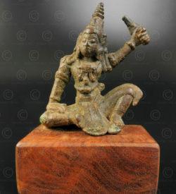 Pagan bronze BU323, Burma's Classic Age.