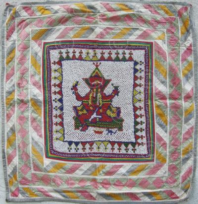 Perlage Gujarat IN26. Région de Bhavnagar, Gujarat, ou Inde orientale.