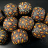 Perles milifiori javanaises BD136. Java, Indonésie.
