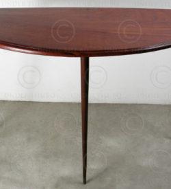 Petite table Art deco FV123. Design François Villaret, Atelier Under the Bo, Tha