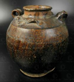 Pot ceramique Ming