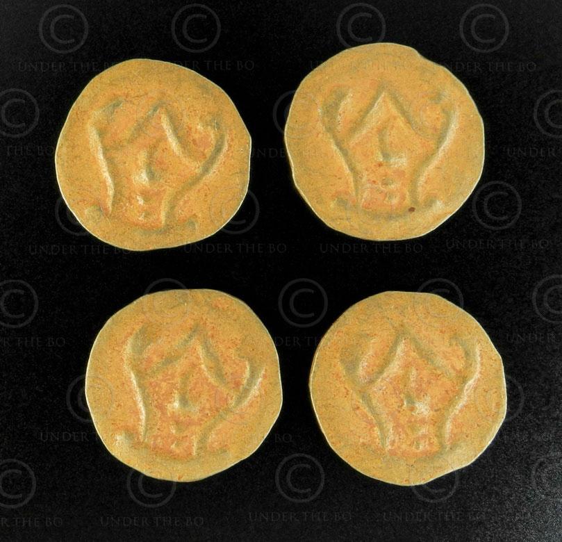 Pyu gold coins C331. Pyu city-states (Burma).
