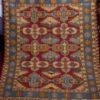 Kazak sumak Z182. Woven Caucasian carpet.