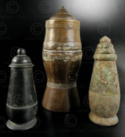 Siam Lime containers T244. Thailand. Sukhothai and Ayuthya periods