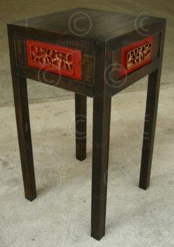 Side table FV101B. Manufactured at Under the Bo workshop.