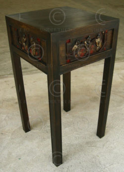 Side table FV101C. Manufactured at Under the Bo workshop.