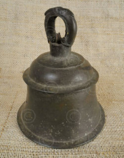 Small Thai bell T408A. Siam (Thailand).