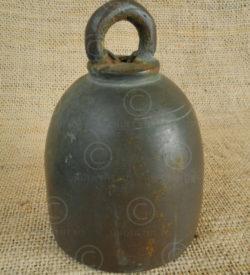 Small Thai bell T409A. Siam (Thailand).
