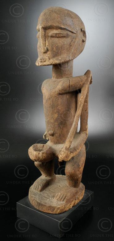 Statue Dogon AF168. Culture dogon, Mali, Afrique de l'ouest.