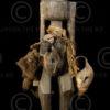 Statue Igbo AF170. Nigéria. 19ème siècle.