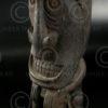 Figure Korwar OC7. Ile de Biak, Papouasie de l'ouest. Indonésie.