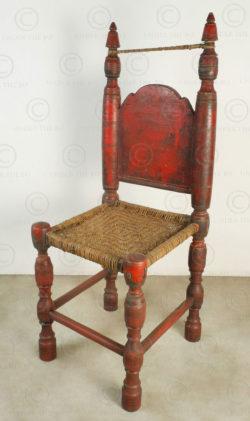 Swat chair PK10. Swat valley, northern Pakistan.