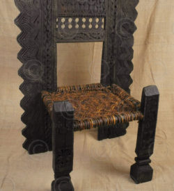 Swat chair SWF1A. Swat valley, Pakistan.